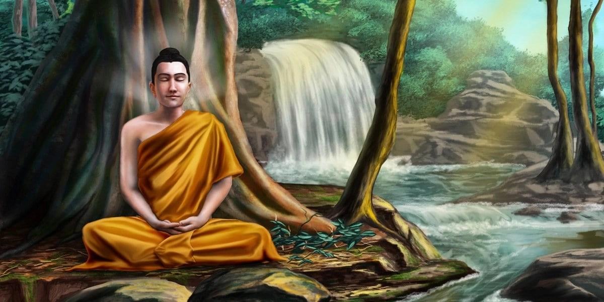 life of buddha balance