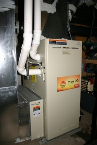 New Gas Furnace