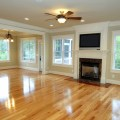 Sand and re finish your wood floors