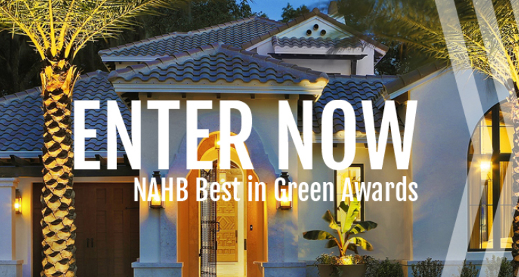 NAHB Best in Green Awards