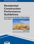 Residential Construction Performance Guidelines