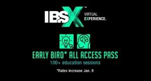 IBSx Early Bird All-Access Pass