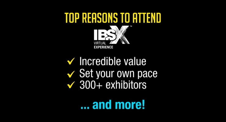 Top Reasons to Attend IBSx