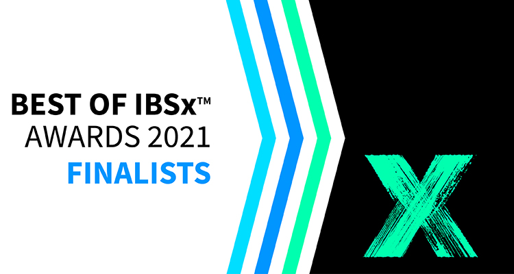 Best of IBSx Awards 2021 Finalists
