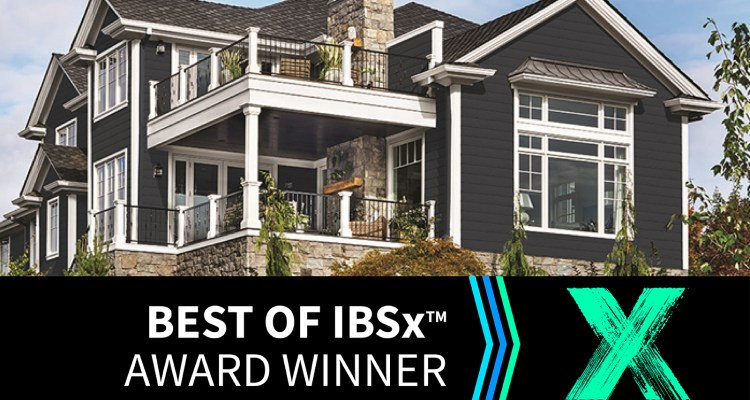 Alside's ASCEND Composite Cladding System Wins Most Innovative Building Material
