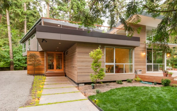 Build Roof Over Deck of Garage