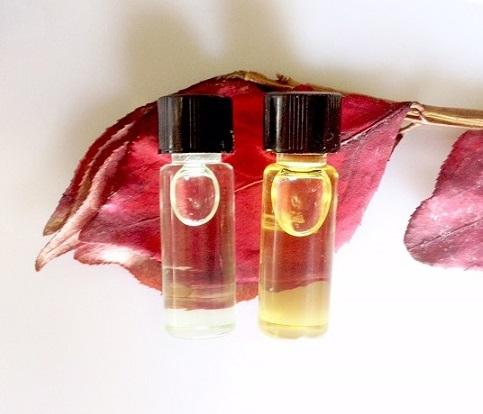 Bergamot and Geranium