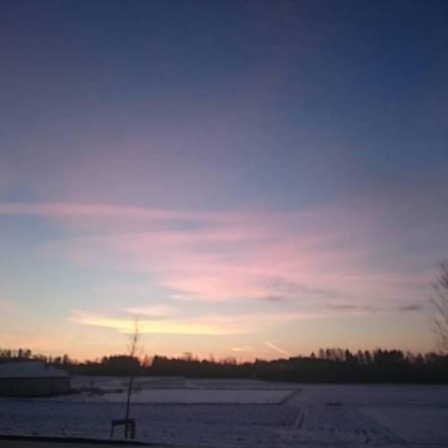 #cloudporn #sunrise