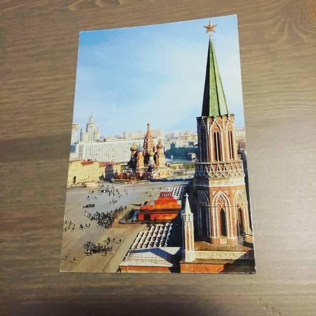 Det er offisielt nr man fr kort! first postcard inhellip