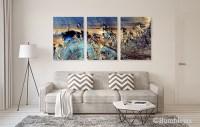 Diptych & Triptych Prints As Featured Wall Art | BumbleJax