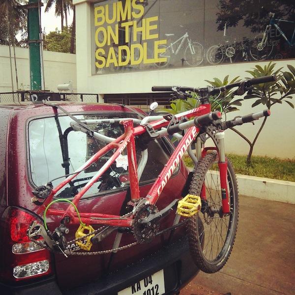 karans bike