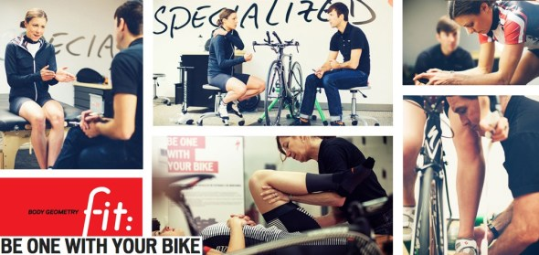 Specialized India body geometry bike fit at BumsOnTheSaddle