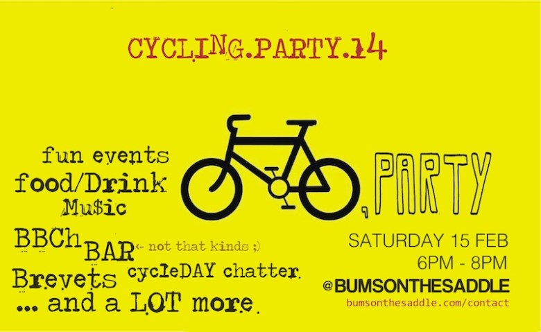 Bangalore Cycling Party 2014