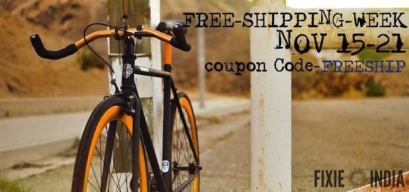 FIXIE INDIA - free shipping week low res