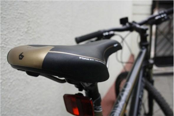 Bergamont helix 4.0 saddle