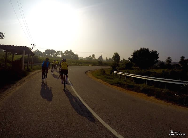 Tarmac Chronicles3 - ride to Chikka Tiupathi