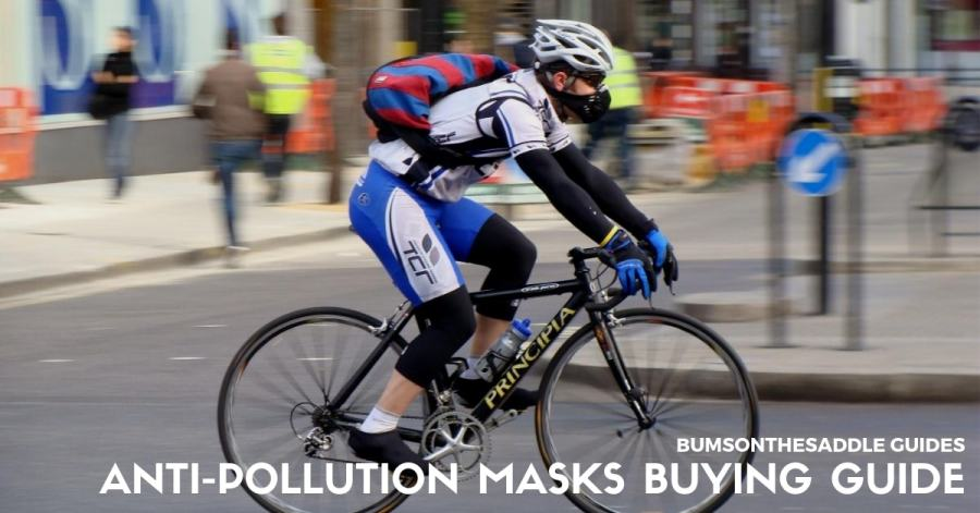 Anti Pollution mask buying guide for Indian cyclists | BUMSONTHESADDLE optimized