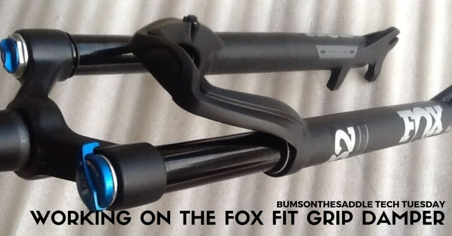 Servicing Fox Suspensions | BUMSONTHESADDLE