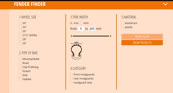 SKS Fender Finder