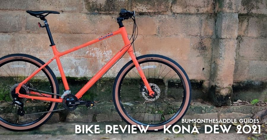 Kona Dew 2020 - BUMSONTHESADDLE BIKE REVIEW