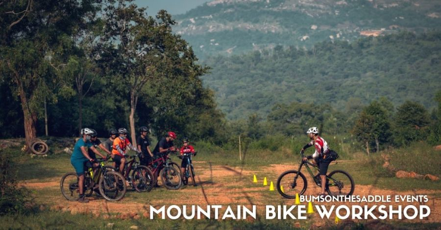 MTB Workshop - Bangalore | BUMSONTHESADDLE