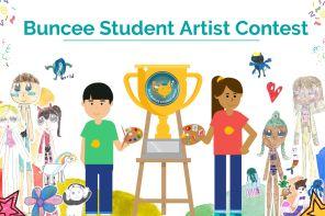 Buncee Student Artist Contest