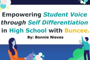 Empowering Student Voice through Self Differentiation in High School