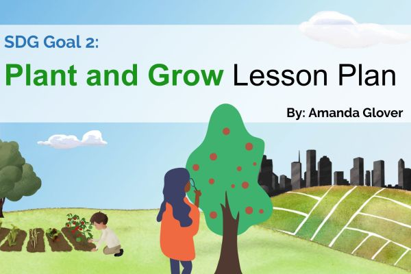 Plant and Grow Lesson Plan