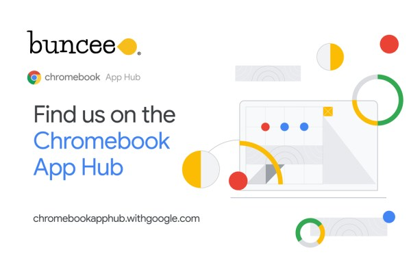 Find Buncee on the Chromebook App Hub
