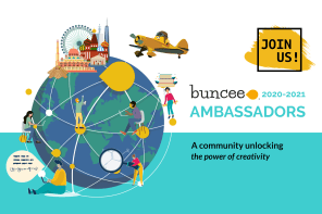Join the 2020-2021 Buncee Ambassador Community!