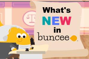 What's New in Buncee-Week of Nov 12