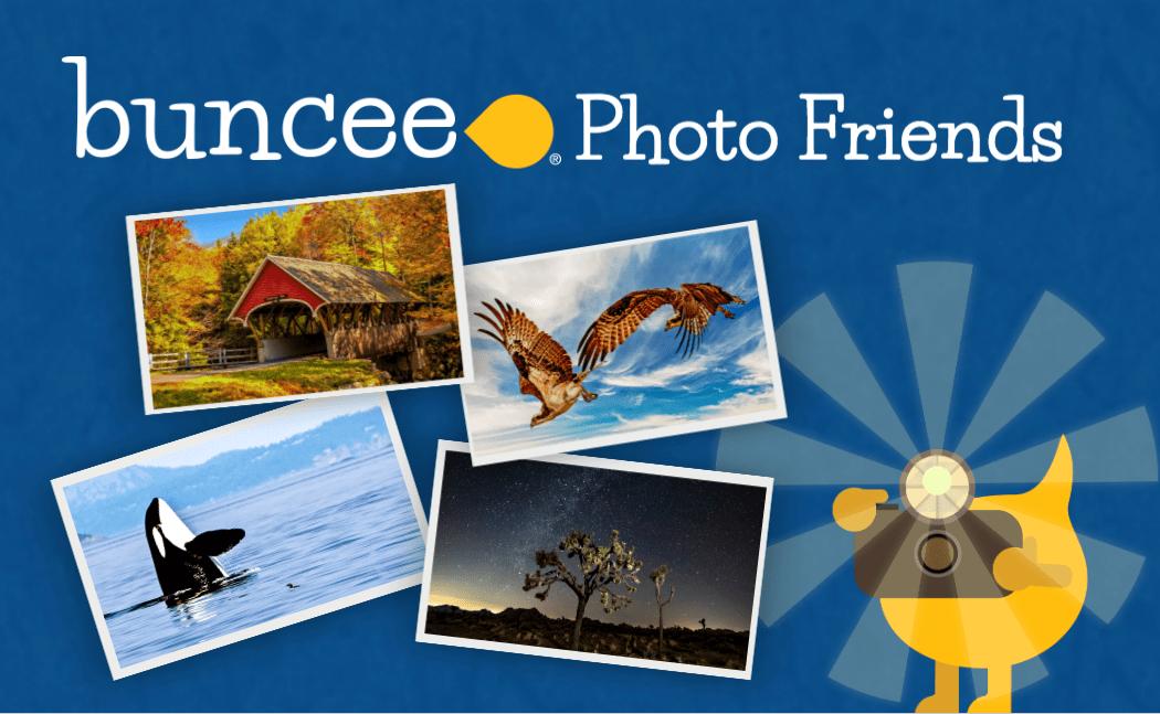Buncee Photo Friends