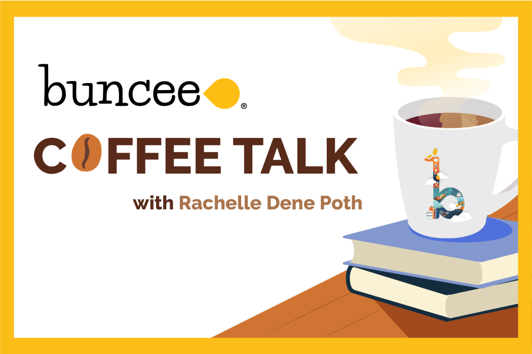 Coffee Talk with Rachelle Dene Poth