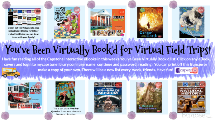 You've Been Virtually Book'd!