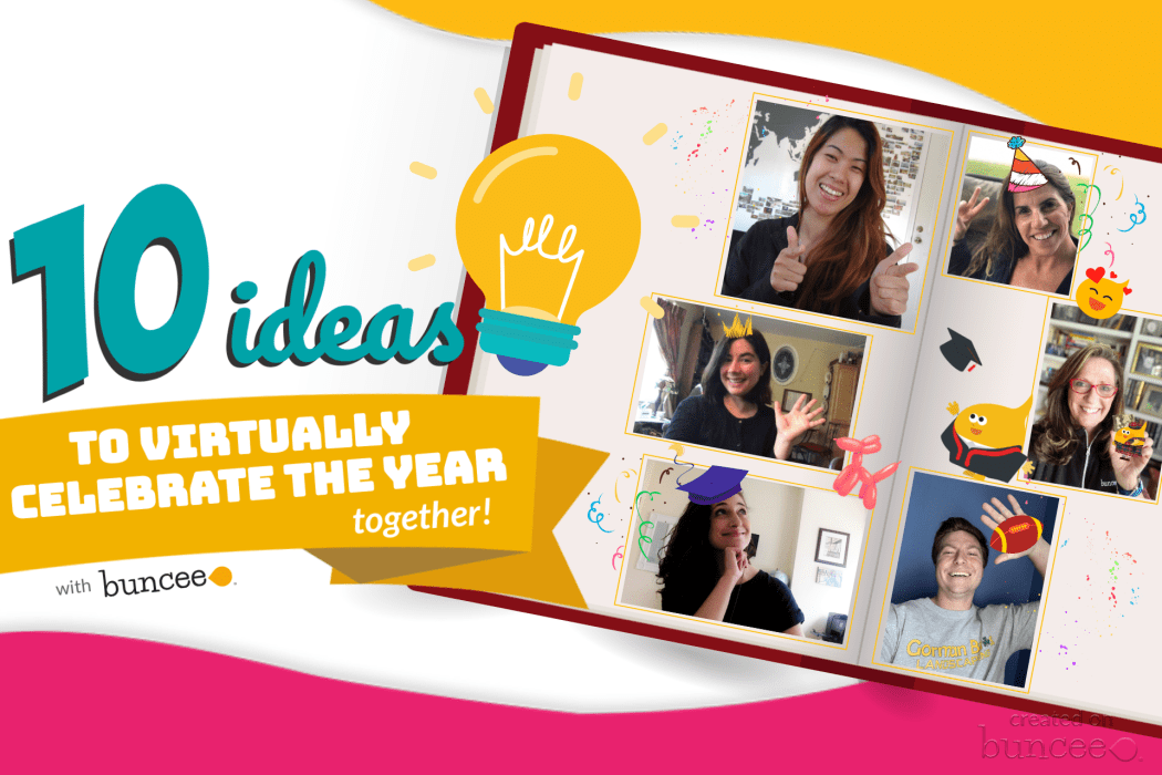 10 ideas to virtually celebrate the end of the year