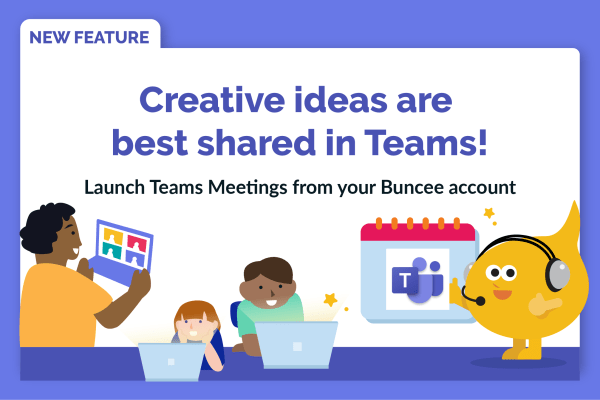 Creative ideas are best shared in Microsoft Teams