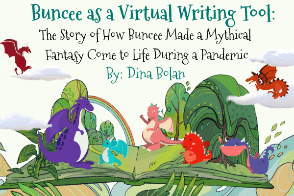 Buncee as a Virtual Writing Tool