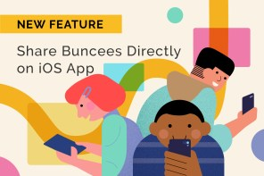 New Feature: Share Buncees Directly on iOS App