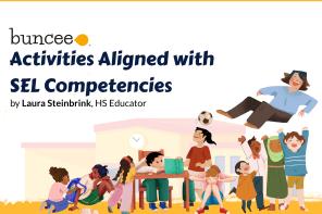 Buncee Activities Aligned with SEL Competencies