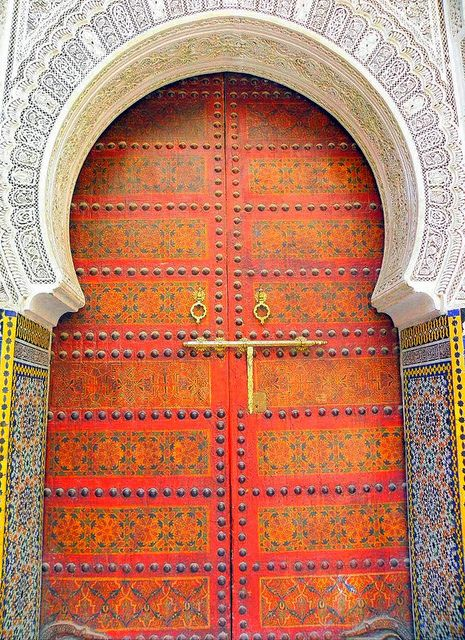 Moroccan Archway