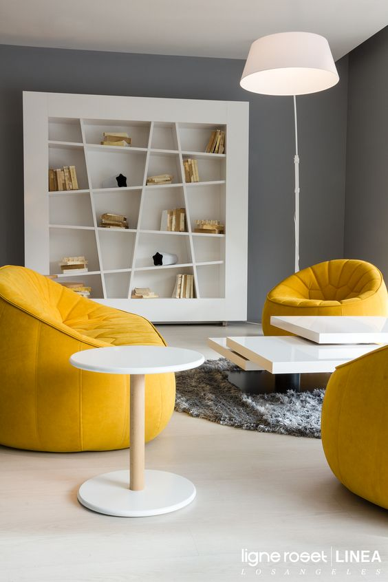 Mellow Yellow Modern