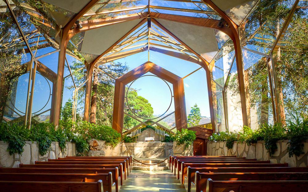 The Renowned Glass Church