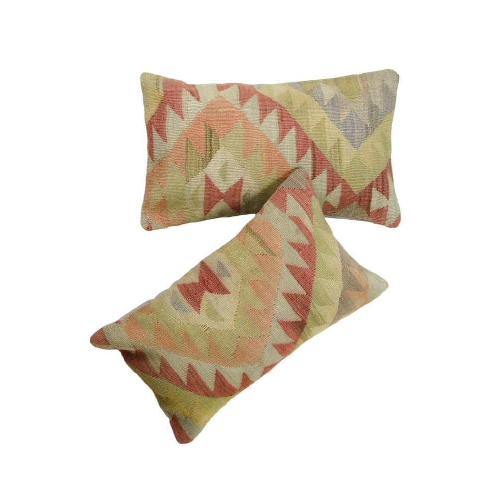 Turkish Rugs Made into Pillows