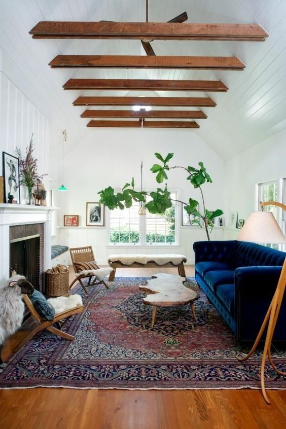 Making a Large Room Cozy