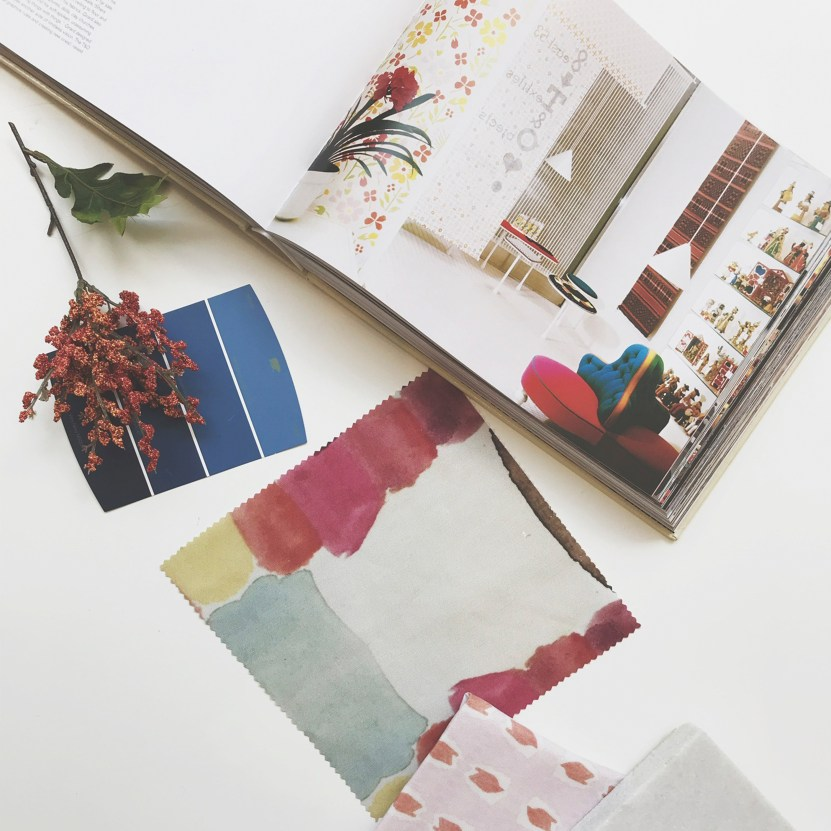 Interior Style Vision Boards