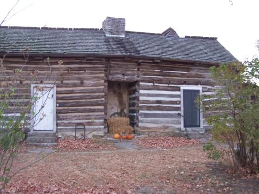 Ein Farmhaus in Altenburg, Missouri