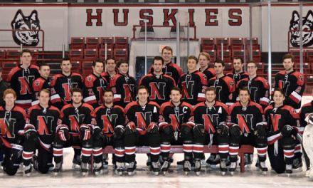 Northeastern Increases ACHA Hockey Awareness By Using Burst Technology