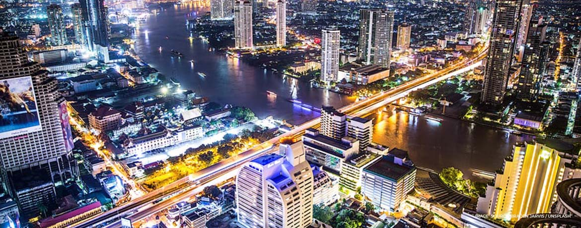 Bangkok city guide Thailand