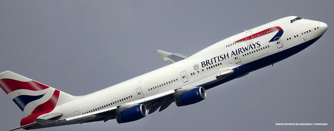 British Airways A380 Club World