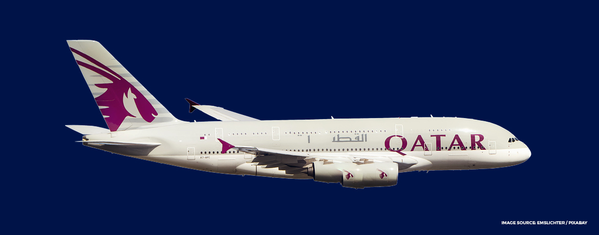 Q-Suite for Qatar Airways